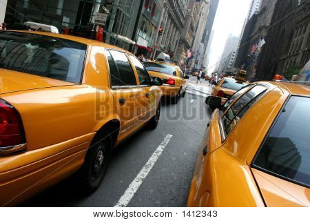 New York Cab (Taxi) Nyc