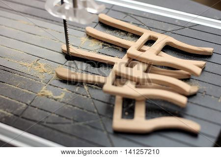 Electric Fretsaw