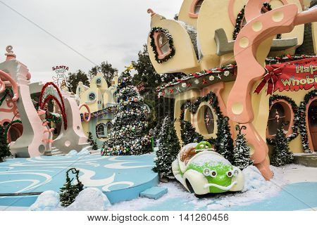 Grinchmas Arrives Happy Whobilation