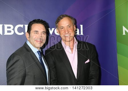 LOS ANGELES - AUG 3:  Dr Paul Nassif, Dr Terry Dubrow at the NBCUniversal Cable TCA Summer 2016 Press Tour at the Beverly Hilton Hotel on August 3, 2016 in Beverly Hills, CA