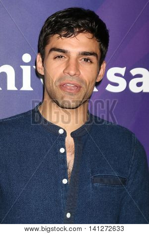 LOS ANGELES - AUG 3:  Sean Teale at the NBCUniversal Cable TCA Summer 2016 Press Tour at the Beverly Hilton Hotel on August 3, 2016 in Beverly Hills, CA