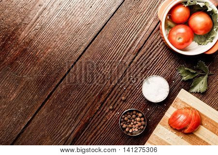 Cooking Of Vegetable