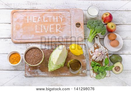 Best Food For Healthy And Clean Liver.