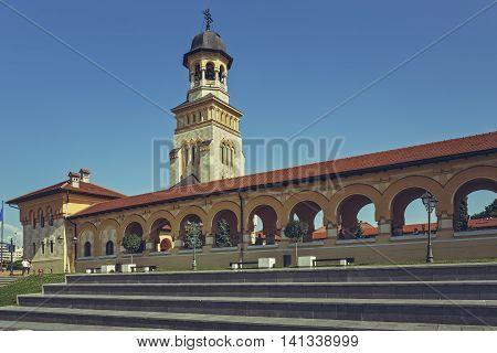Coronation Orthodox Cathedral, Alba Iulia, Romania