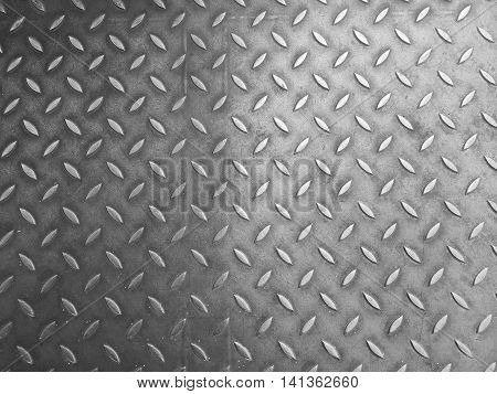 Steel of wall in the industrial plant texture background.