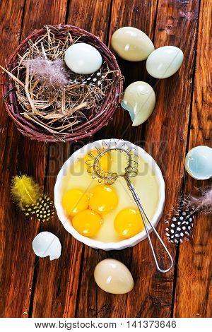 Eggs Pheasant