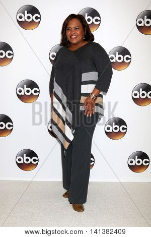 LOS ANGELES - AUG 4:  Chandra Wilson at the ABC TCA Summer 2016 Party at the Beverly Hilton Hotel on August 4, 2016 in Beverly Hills, CA