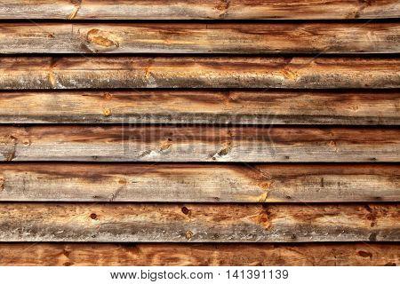 close up shot of a wooden wall