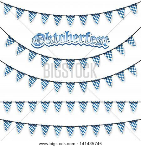 Different Oktoberfest Garlands
