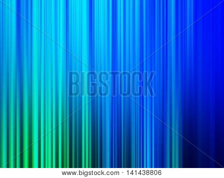 Vertical motion blurred cyan curtains background hd