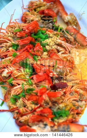 Traditional Balinese Cuisine, Indonesia..