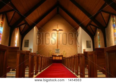 Inside Of A Church