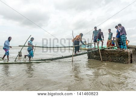 Flood In Bangladesh