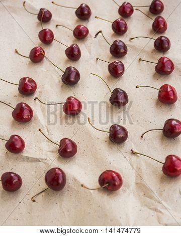 Fresh Harvest Cherries