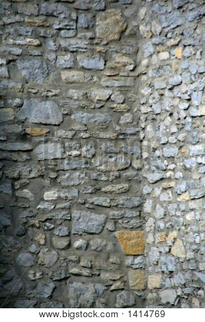 Detail, Stone Wall