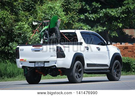 Toyota New Hilux Revo Double Cab.