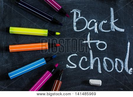 Back To School Concept