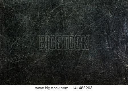 School Blackboard As A Background