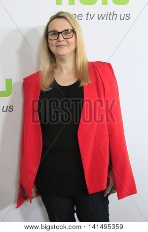 BEVERLY HILLS - AUG 5: Rae Earl at the HULU Summer Press Tour 2016 at the Beverly Hills Hilton Hotel on August 5, 2016 in Beverly Hills, California