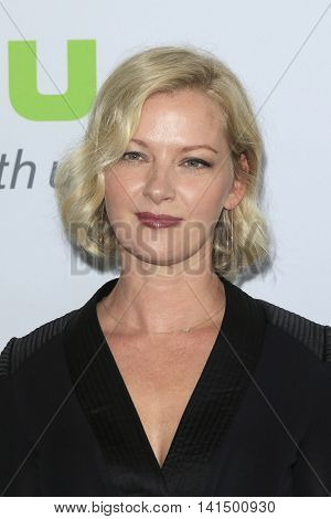 BEVERLY HILLS - AUG 5: Gretchen Mol at the HULU Summer Press Tour 2016 at the Beverly Hills Hilton Hotel on August 5, 2016 in Beverly Hills, California