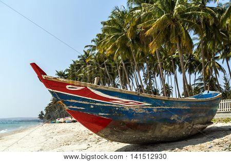 Vietnam, Phan Thiet Fishing Harbor