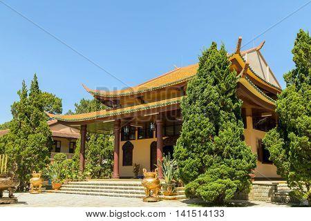 Thien Vien Truc Lam Monastery.