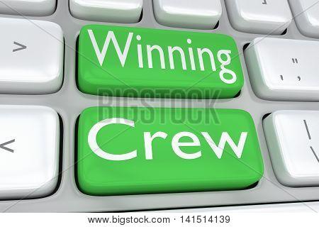 Winning Crew Concept