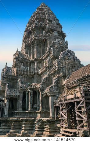 Exterior Angkor Wat