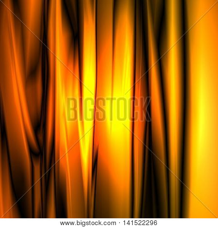 Abstract glow Twist background with fire flow. Vector illustration