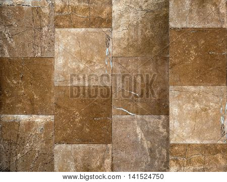 Wall Tile Background Stone Surface Design