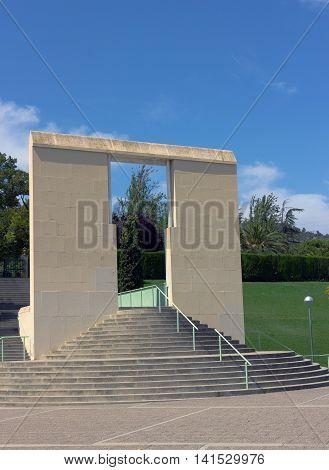Gates Stairway