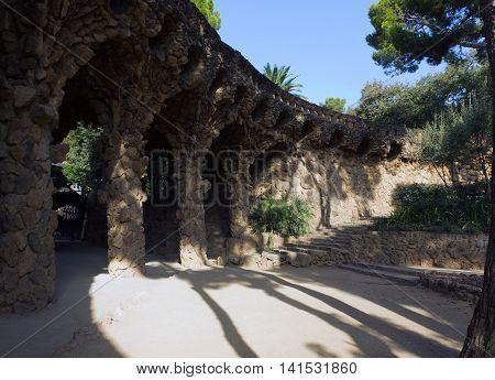 Stone Gallery Antonio Gaudi