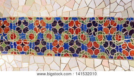 Tile Mosaic Wall