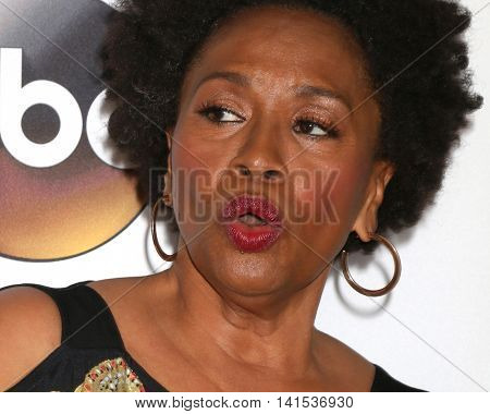 LOS ANGELES - AUG 4:  Jenifer Lewis at the ABC TCA Summer 2016 Party at the Beverly Hilton Hotel on August 4, 2016 in Beverly Hills, CA