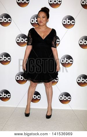 LOS ANGELES - AUG 4:  Suzy Nakamura at the ABC TCA Summer 2016 Party at the Beverly Hilton Hotel on August 4, 2016 in Beverly Hills, CA