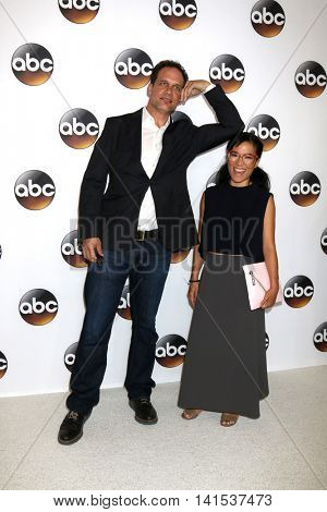 LOS ANGELES - AUG 4:  Diedrich Bader, Ali Wong at the ABC TCA Summer 2016 Party at the Beverly Hilton Hotel on August 4, 2016 in Beverly Hills, CA