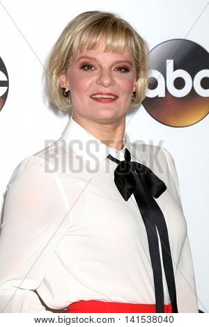 LOS ANGELES - AUG 4:  Martha Plimpton at the ABC TCA Summer 2016 Party at the Beverly Hilton Hotel on August 4, 2016 in Beverly Hills, CA