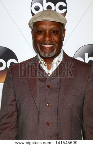 LOS ANGELES - AUG 4:  James Pickens Jr at the ABC TCA Summer 2016 Party at the Beverly Hilton Hotel on August 4, 2016 in Beverly Hills, CA