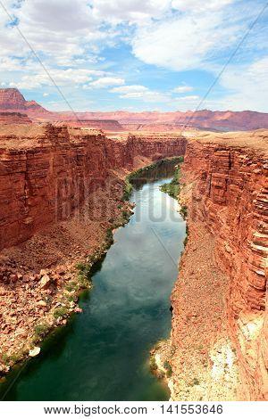 Colorado River, Usa..