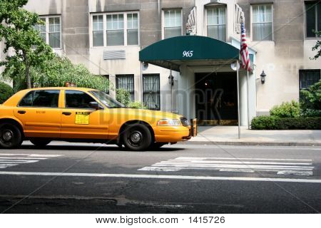 New York Cab / Taxi (Nyc)