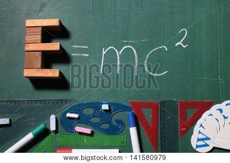 Theory Of Relativity Physics Formula