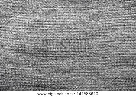 Detail of close up denim jean for men gray color texture background.