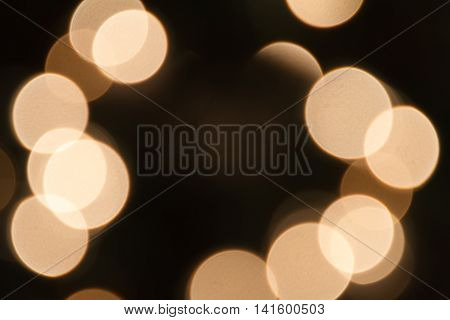 blurred circles xmas lights background backdrop image