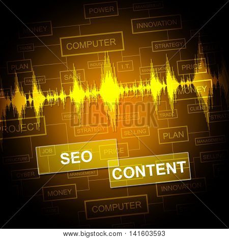 Seo Content Means Search Engine And Articles