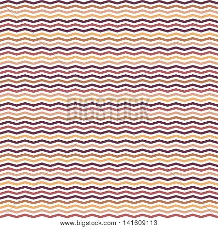 chevron stripes vector seamless pattern lilac and sand colors
