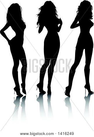 Sexy Female Poses