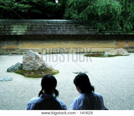 Ryouanji Rock Garden