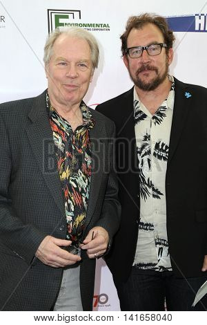 LOS ANGELES - AUG 6:  Michael McKean, Matt Asner at the 4th Annual Ed Asner And Friends Poker Tournament For Autism Speaks at the South Park Center  on August 6, 2016 in Los Angeles, CA