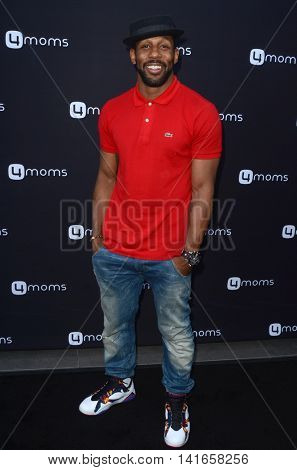 LOS ANGELES - AUG 4:  Stephen Boss at the 4Moms launch self-installing car seat at the Petersen Automotive Museum on August 4, 2016 in Los Angeles, CA