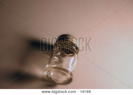 Glass Jar 11